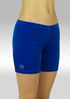 Gymnastikbyxor P756blauw